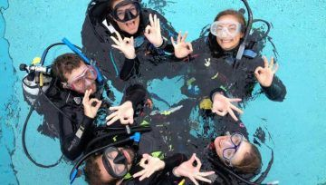 9 Reasons why you should do your Scuba Diving International (SDI) Open Water Scuba Diver Course
