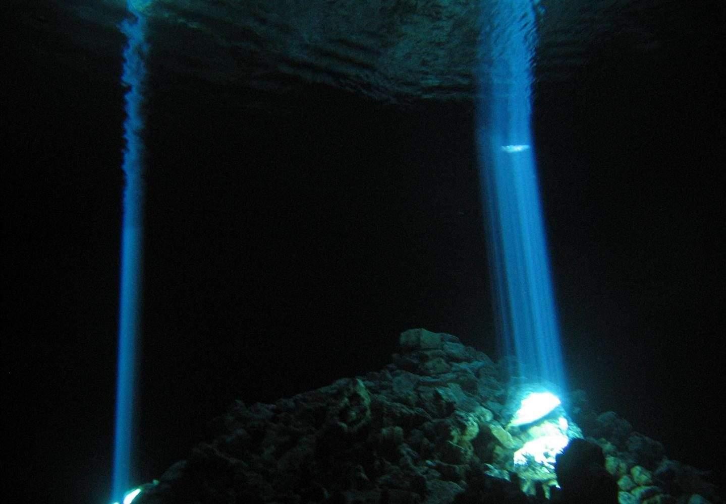 Cenote Tajma Ha