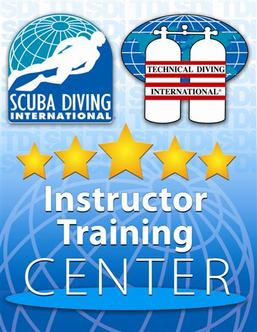 Beyond Diving is a 5 start Instructor Trainin center