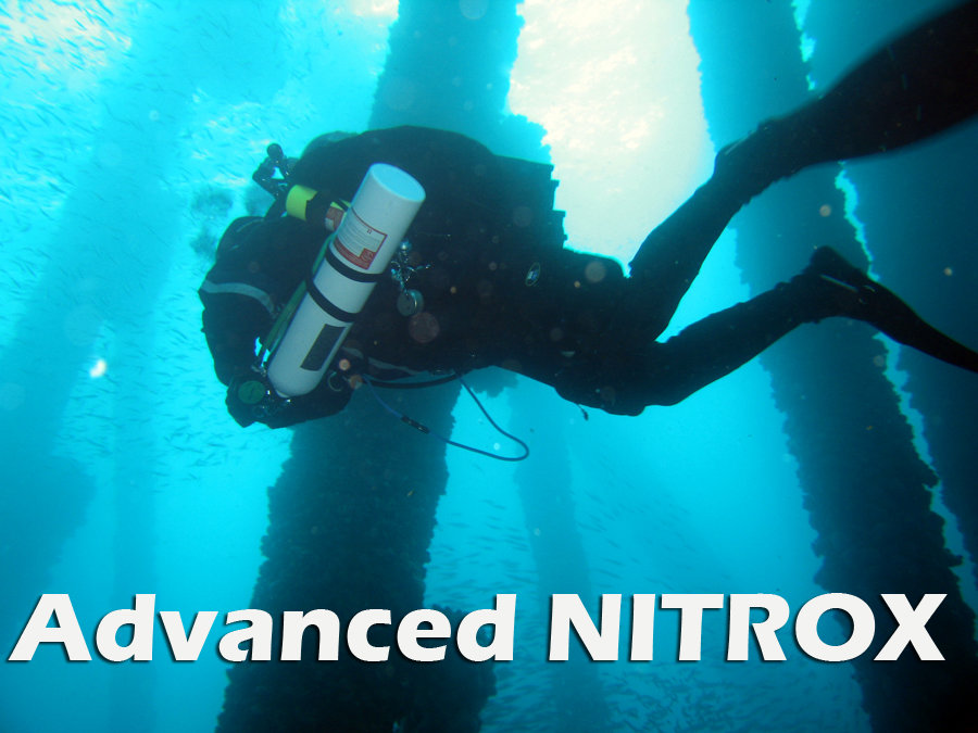 advanced nitrox course playa del carmen