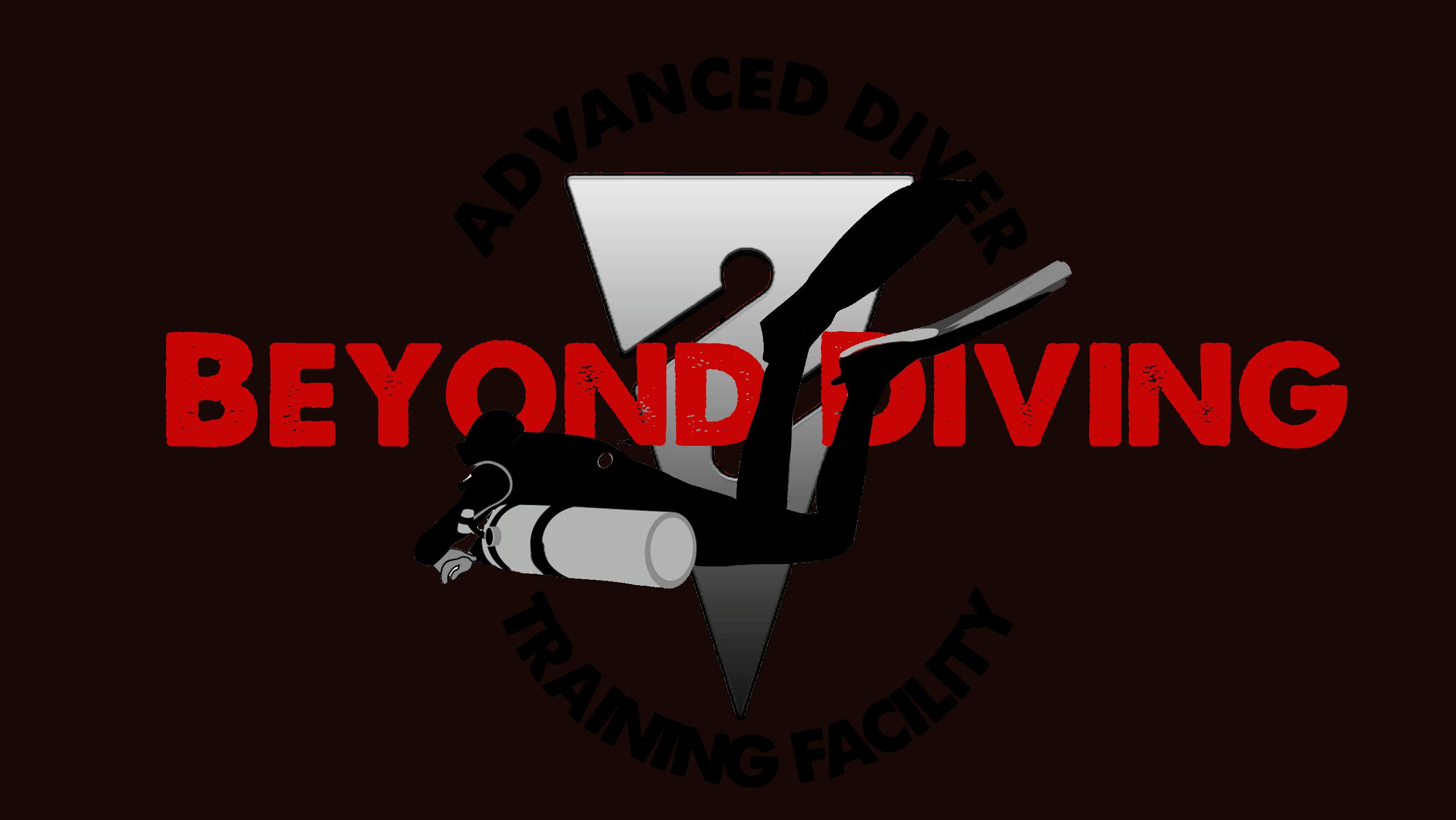 Beyond Diving Logo