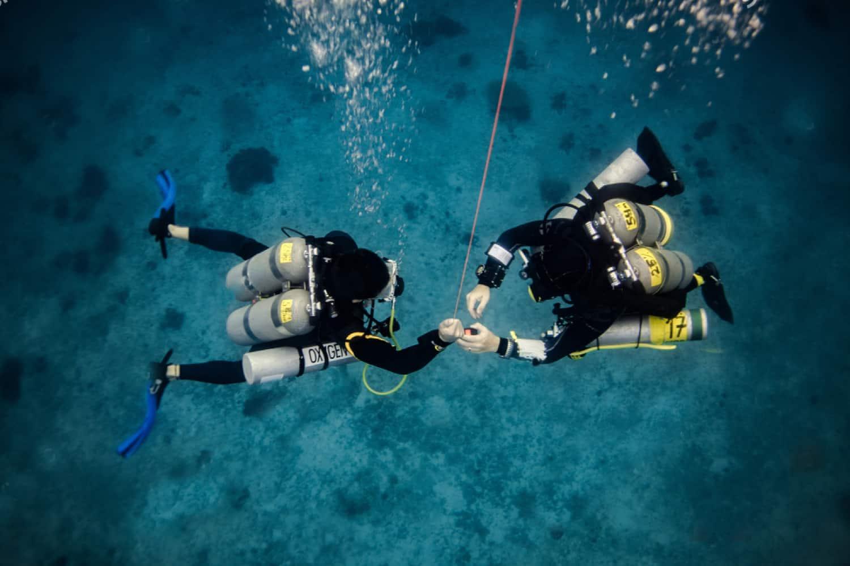 tEchnical Diver Training PLaya del CArmen